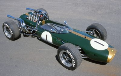 The Greatest Racing Car?
