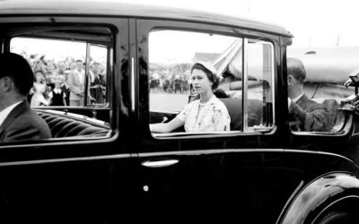 Her Majesty, The Queen's car fit for a Concours?